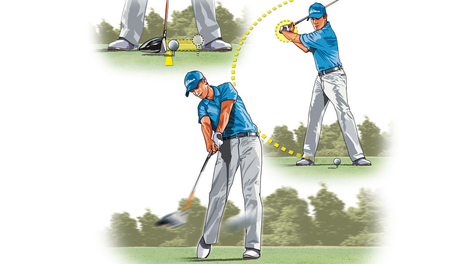 If you play well but want to shave those last few strokes off your handicap, here's a tip for you.