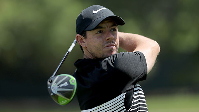 Rory McIlroy is playing his first event of 2017 at the South African Open.