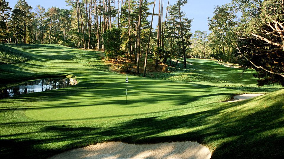 Choices abound at Pebble Beach, although you can't go wrong (or long) on Spyglass Hill.