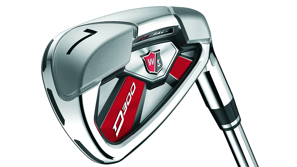 "The ""power holes"" around the head create space for the clubface to flex more at impact."