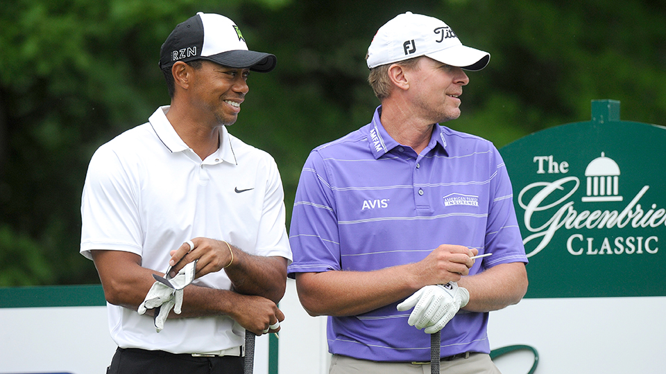 Tiger Woods will be an assistant captain under Steve Stricker for this year's Presidents Cup.