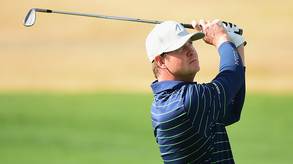 Hudson Swafford picked up his first career PGA Tour victory at the CareerBuilder Challenge on Sunday in La Quinta, California.