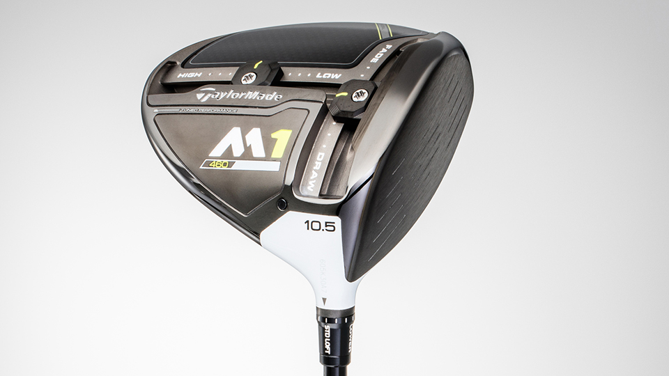 The TaylorMade M1 driver.
