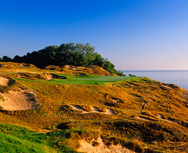 No. 8 at Whistling Straits' Straits Course