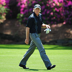 Norman hasn't played the Masters in seven years.