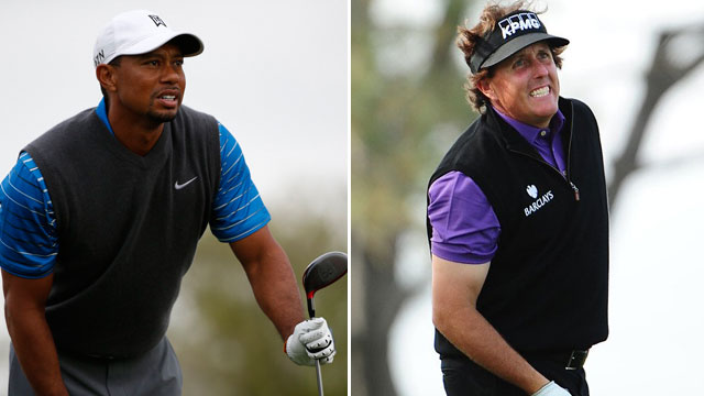 Tiger and Phil's early season struggles could portend a changing of the guard.