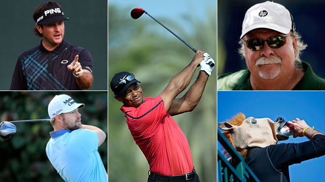 Is Tiger Woods still a prohibitive favorite in the Masters? That's one of the queries answered in this week's Van Cynical Mailbag.
