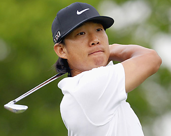 Anthony Kim has earned just $33,960 entering this week.