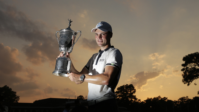 Martin Kaymer captured his second major title with a wire-to-wire U.S. Open victory at Pinehurst No. 2.