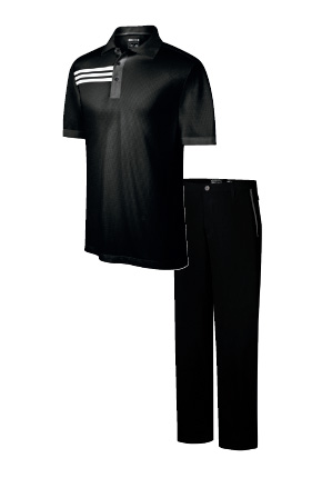 Adidas 60th Anniversary Golf Apparel