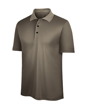 Adidas golf shirt from new AdiPURE collection
