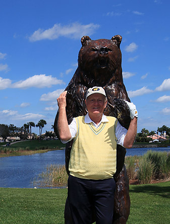 """It should be won or lost right here,"" said Jack Nicklaus of his Bear Trap design."