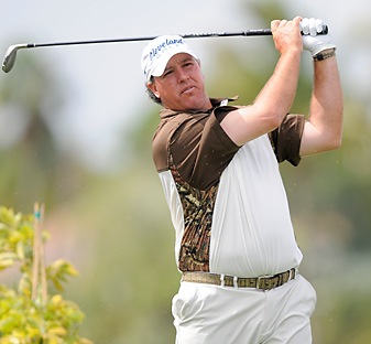 Boo Weekley played for his PGA Tour future at Q-school this year, but the new format would have been more dramatic.