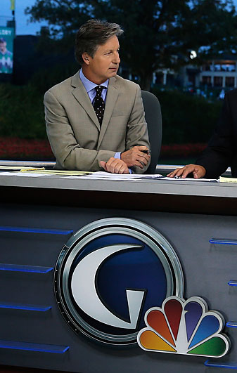 Brandel Chamblee is a former PGA Tour player, Golf Channel analyst and Golf.com contributor.