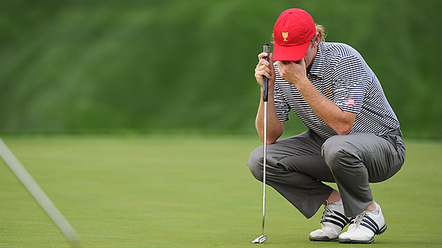 Brandt Snedeker is scheduled to play nine events in a row to finish the PGA Tour season.