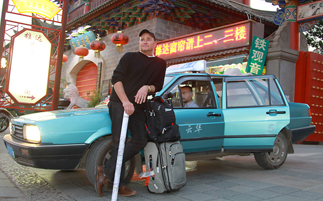 Thanks to regular trips to China, architect Brian Curley has rung up more than 1.5 million frequent flyer miles in the last five years.