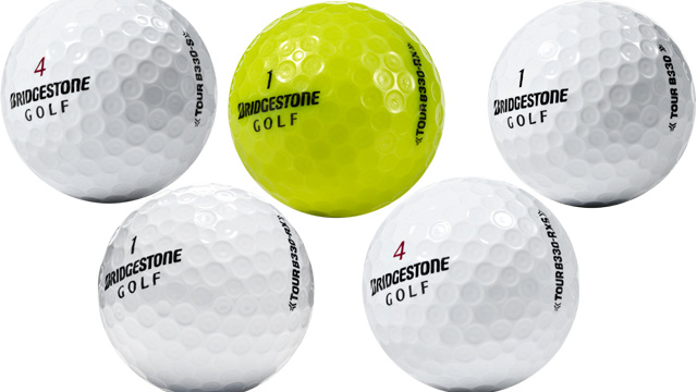 Bridgestone Tour B330 Golf Balls