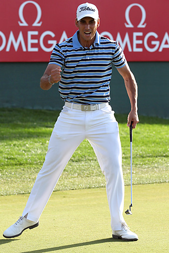 Rafael Cabrera-Bello earned his second career European Tour victory.