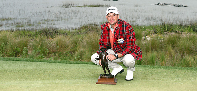 Graeme McDowell earned his first PGA Tour title since the 2010 U.S. Open.