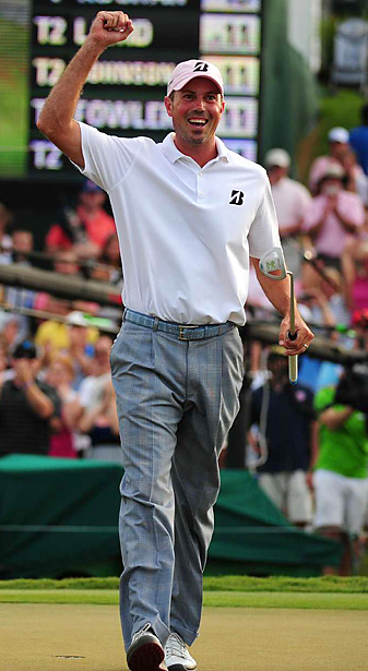 Matt Kuchar won the Players by two shots for his fourth career PGA Tour victory.