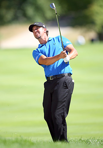 Scott Piercy earned his second career PGA Tour victory.