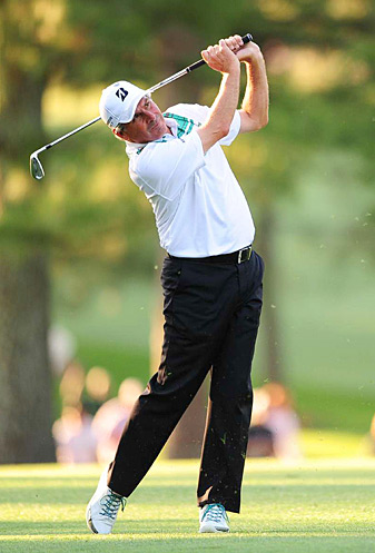 At 52, Fred Couples has shown he still has serious game this week.