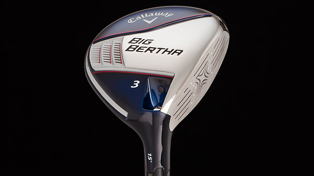 Callaway Big Bertha Fairway Woods