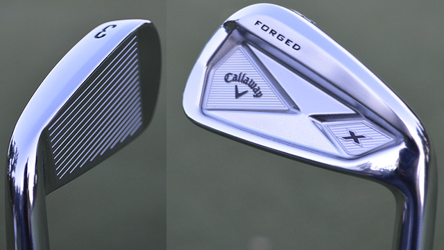 Phil Mickelson is expected to use the Callaway X Forged irons for the 2013 season.