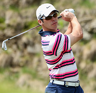 Paul Casey withdrew from the Volvo Match Play.