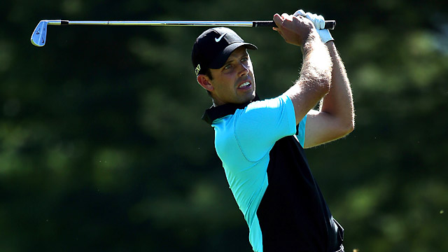 Defending champion Charl Schwartzel led last weekend's South African Open after three but stumbled in the final round.