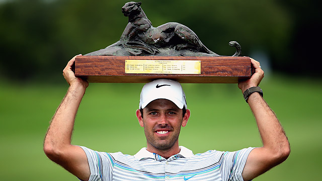This is Charl Schwartzel's second title on the European Tour since winning the Masters in 2011.
