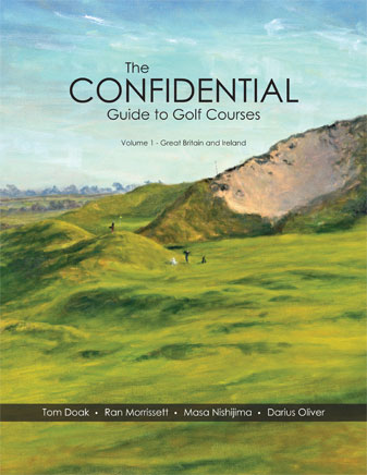 The Confidential Guide to Golf Courses, Volume 1: Great Britain and Ireland.