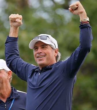 Fred Couples will captain the U.S. Presidents Cup team in 2013.