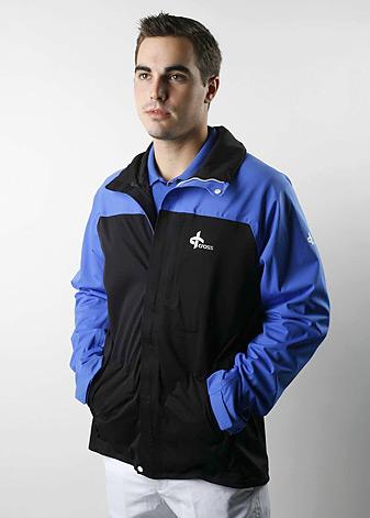 A Cross Golf jacket