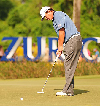 Katrina gutted TPC Louisiana, but the upshot for winner Jason Dufner and the rest of the field was a revamped layout that looks and plays more like Sawgrass.