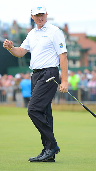 Ernie Els is in the field at the Canadian Open just days after winning the British Open.
