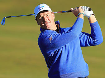 Ernie Els won the British Open in July.