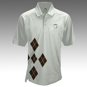Argyle bamboo-cotton shirt from Freefall18.