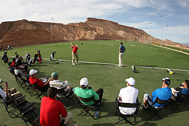 Gary Van Sickle attended the LDA Power Academy in Mesquite, Nevada.