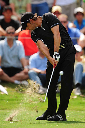 Peos like Sergio Garcia don't mis-hit often, so many chose to play clubs that enhance workability instead of forgiveness.