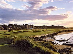 North Berwick, one of Scotland's quirkiest courses.