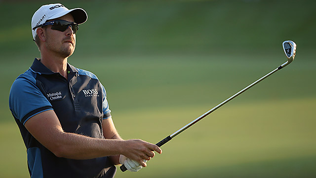 Stenson already won the PGA Tour's FedEx Cup, and leads in the Euro Tour's Race to Dubai standings.