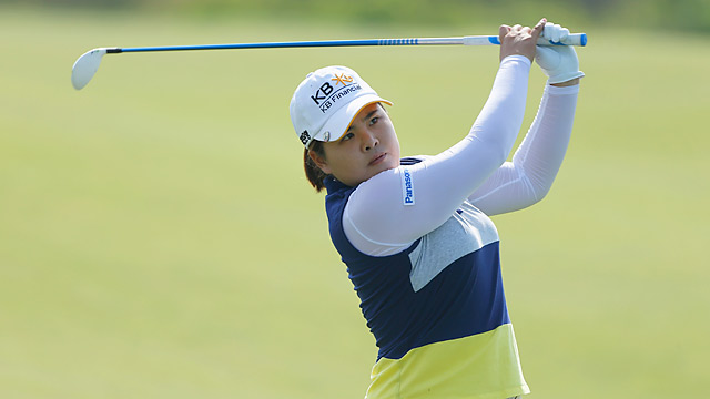 Park, the World's No. 1 female golfer, has one the first two majors of the year heading into the U.S. Open.