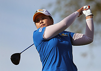 Inbee Park outdueled Suzann Pettersen to win the World Ladies Championship in China two weeks ago.