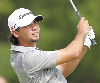 Jason Day is the highest-ranked Australian in pro golf.