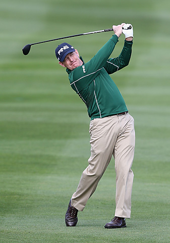 Jeff Maggert won three times on the PGA Tour, most recently in 2006.