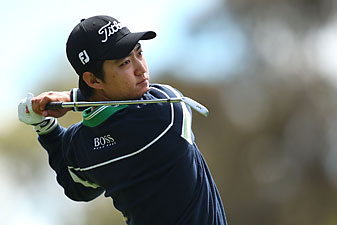 Jeong's victory is his first as a professional following a stellar amateur career.