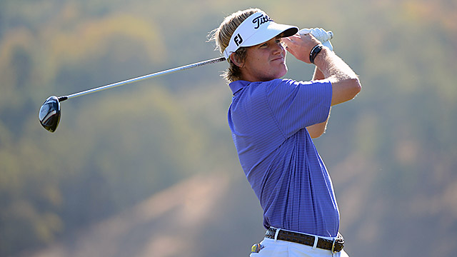 LSU alum John Peterson captured the Web.com Tour playoff money title in 2013.
