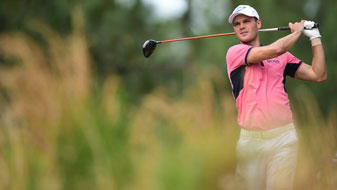 Martin Kaymer will begin the final round of the 2014 U.S. Open with a five-shot lead.