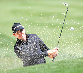 Justin Leonard received his second sponsor's exemption of the year this week.